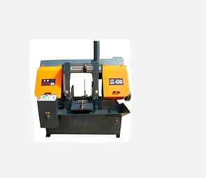 分析带锯床的润滑系统和液压系统